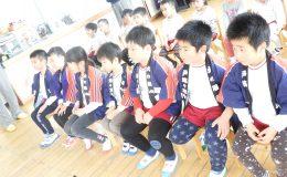 「幼年消防終了式・避難訓練」記事内の画像